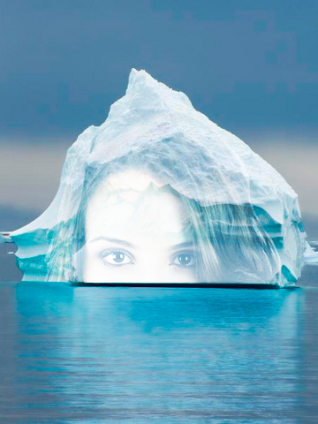 Iceberg of Consciousness